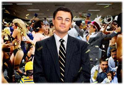 Wolf of 'Brick-Wall' Street: How Egos are Hounding the Workplace